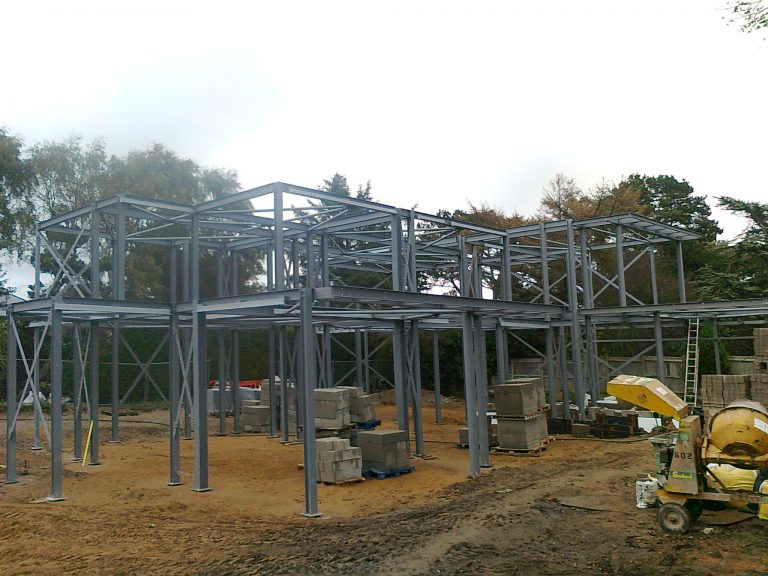 Structural Steel Build NOrth West