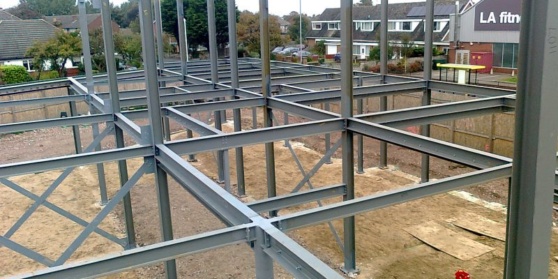 Structural Steel Liverpool