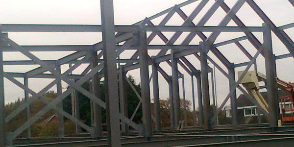 Structural Steel in Formby