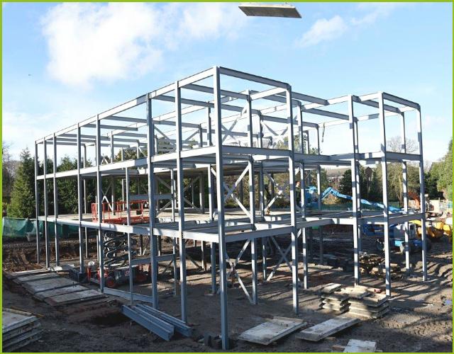walker engineering structural steel services