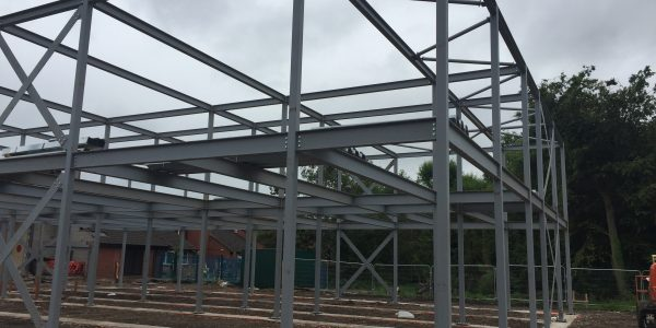 Structural Steel North West