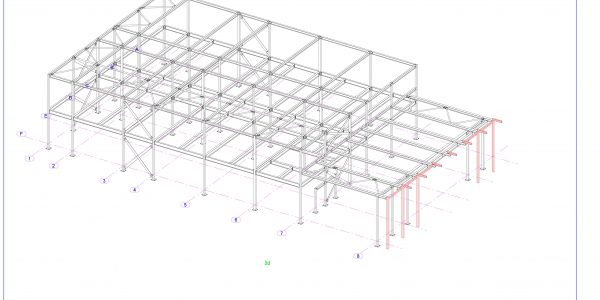Structural Steel Drawings