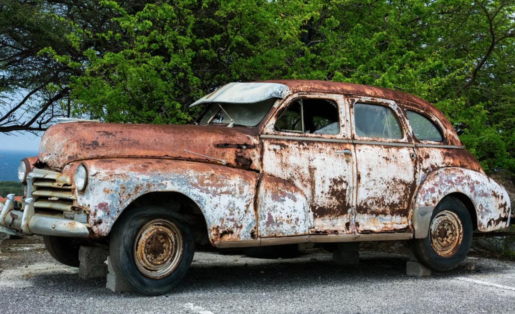 Poor Quality Car